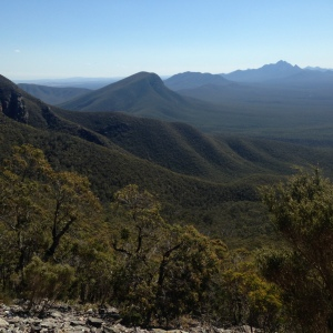 Top of Bluff Knoll